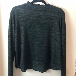Sweaters - Dark green/ mixed greens  SUPER SOFT SWEATER